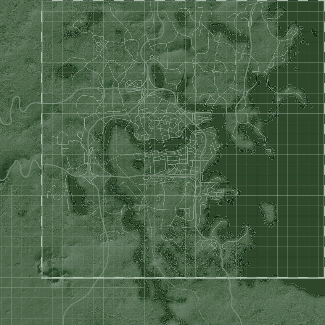 Fallout 4 Interactive Map on