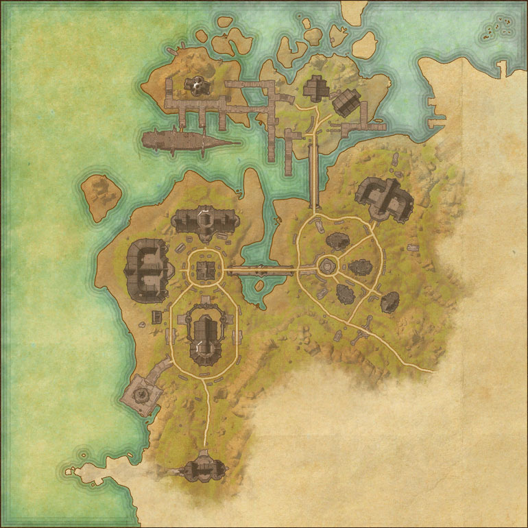 TES Online, Map of Malabal Tor on alik'r ce treasure map, khenarthi's roost ce treasure map, way rest ce treasure map, kenarthi roost ce treasure map, dominion ce treasure map, reapers march ce treasure map, eso stone falls ce treasure map,