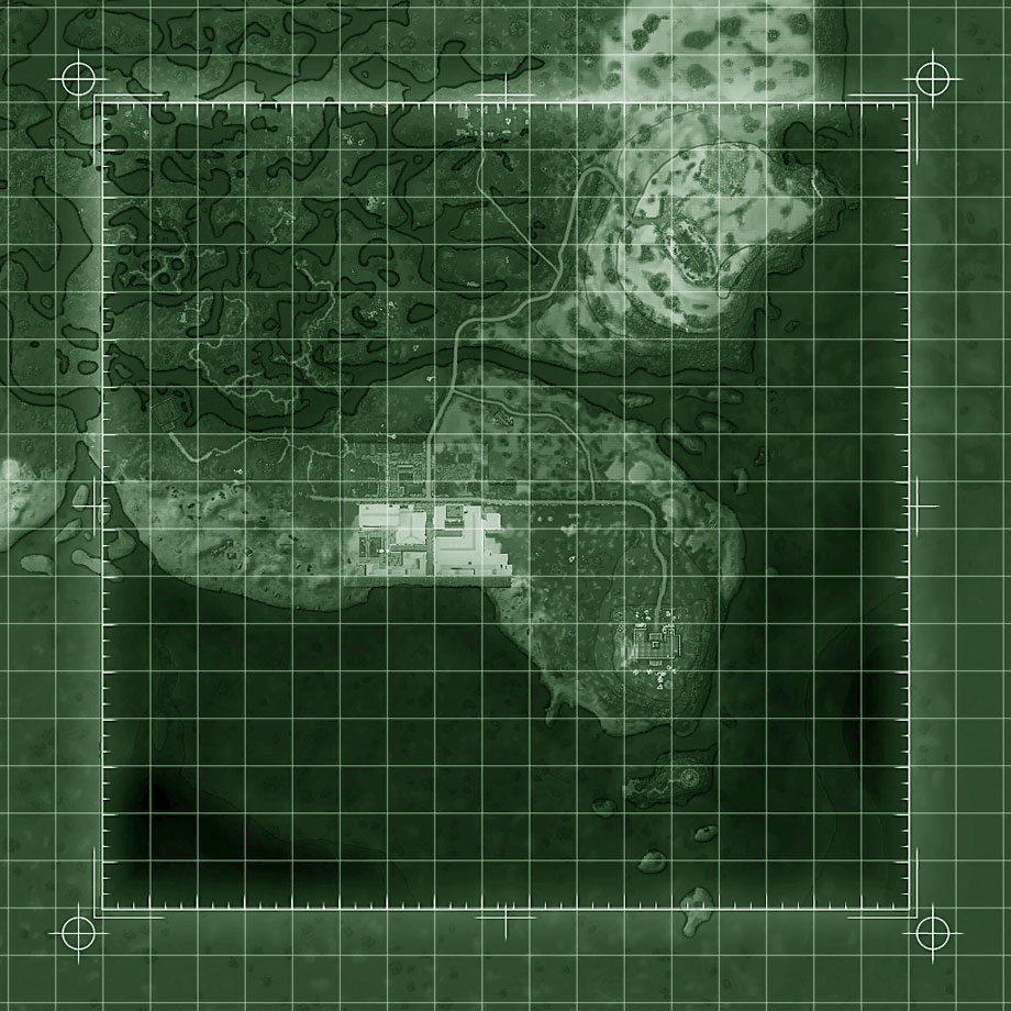 Fallout 3, Point Lookout interactive map