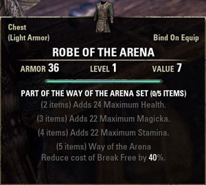 Way of the Arena